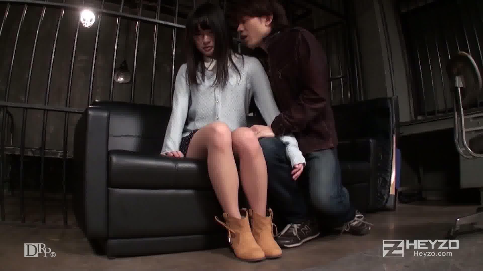 モデル撮影会で元カノにバッタリ遭遇 - しずか真央【脱衣 ベロチュー】