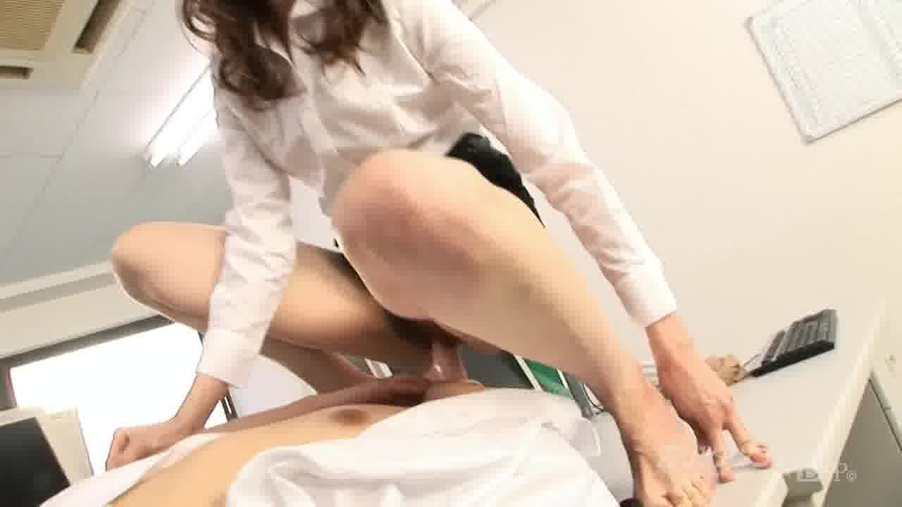 OLの尻に埋もれたい Vol.3 – 梨花【制服・美尻・中出し】