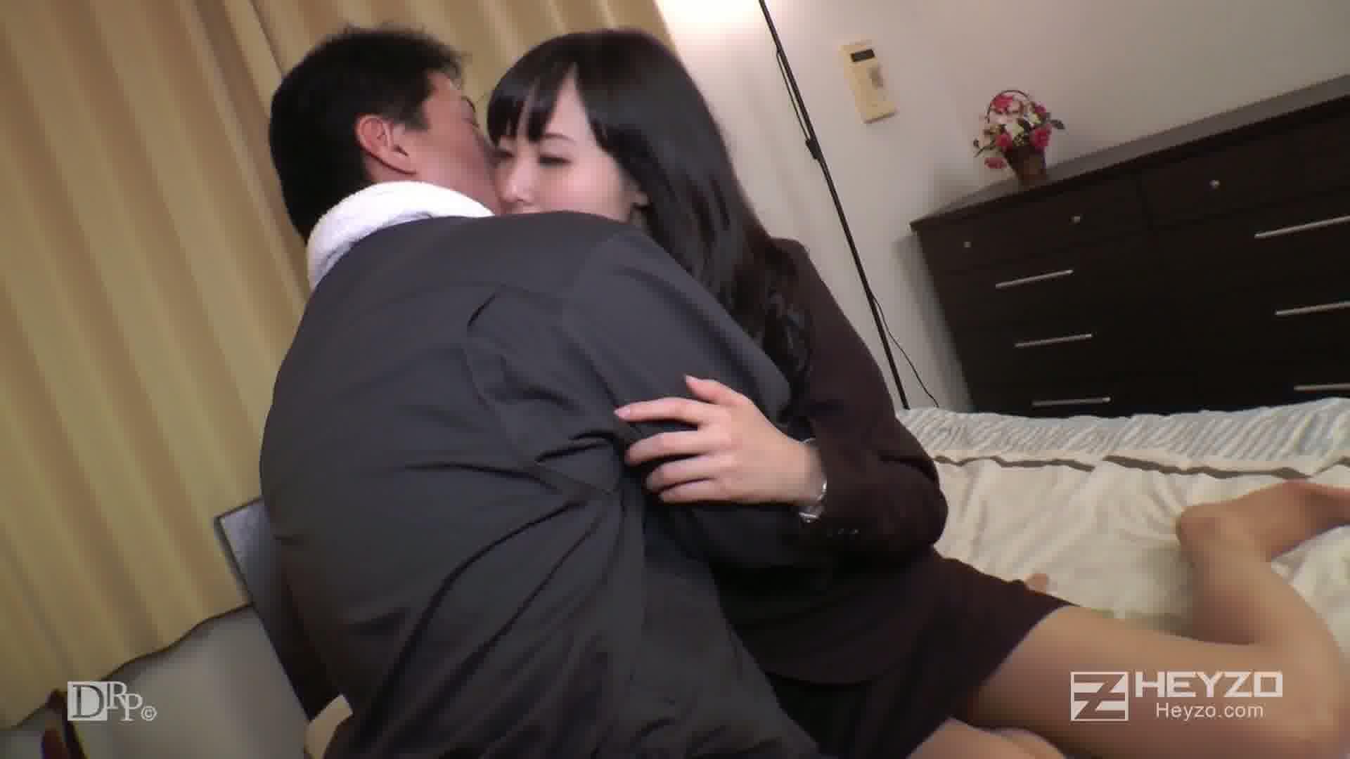 アフター6~美ボディOLはナメ上手~ - 上野真奈美【出会い 都内 ホテル 舐めまわし】