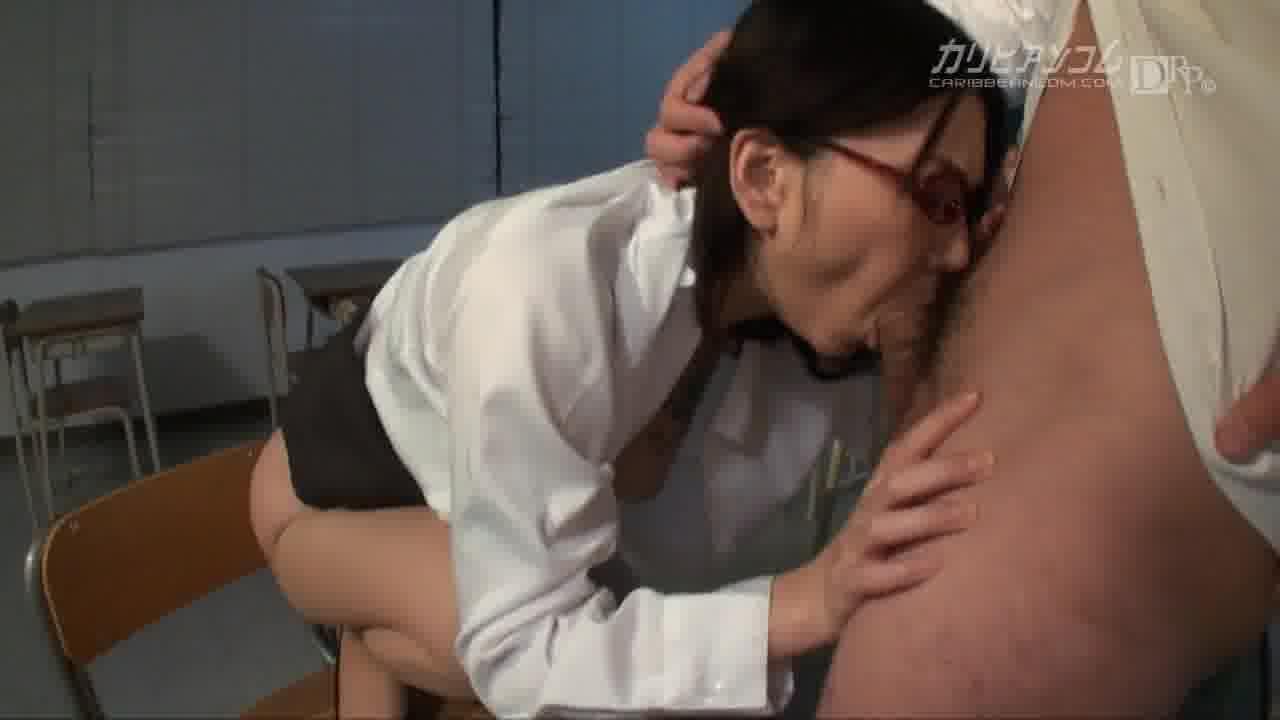 Gカップのタトゥー先生 - 北川みなみ【巨乳・女教師・企画物】