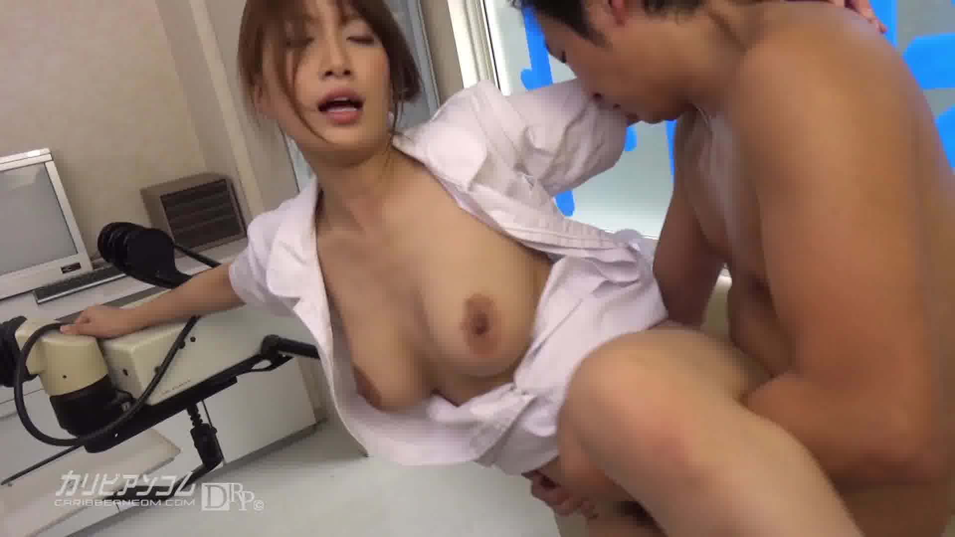 ワーキングおっぱい過失乳 ~歯医者編~ - 美月優芽【巨乳・中出し・パイズリ】