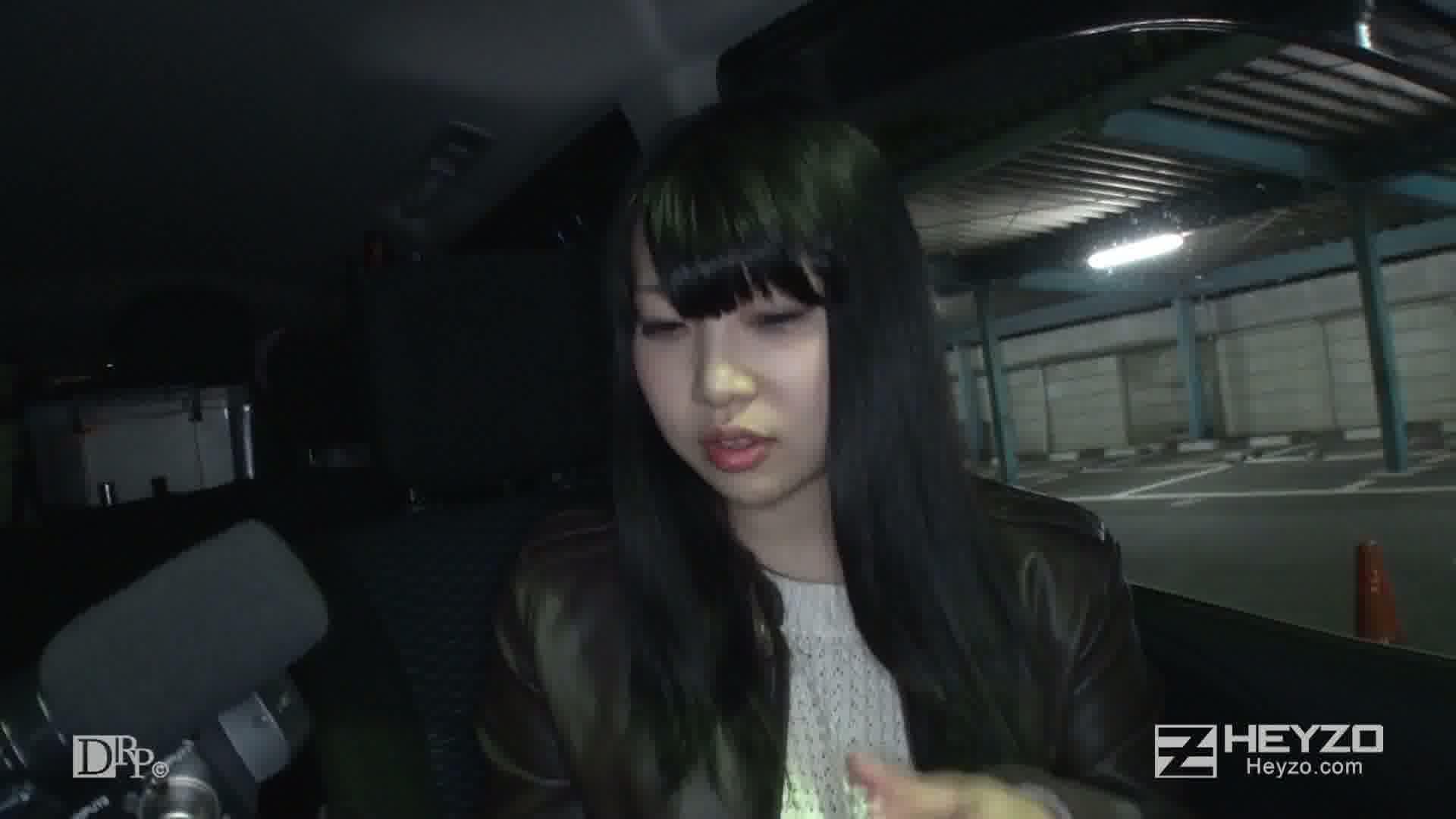 ワケあり素人~私のプライベートビデオ撮影して下さい~ - 綾瀬ゆい【車中 インタビュー オナニー】