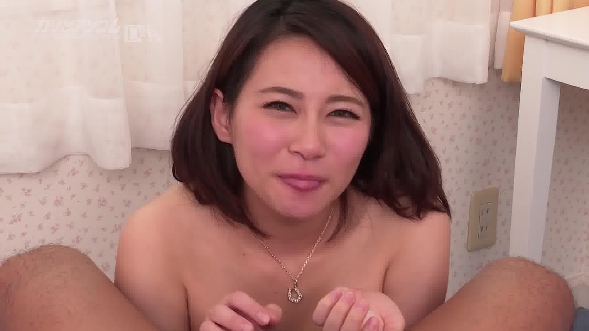 THE 未公開 ~綺麗に舐め回す元芸能人~ - 越川アメリ【パイズリ・手コキ・美尻】