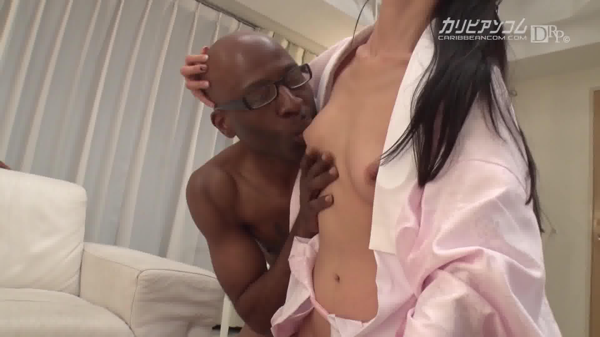 黒人デカマラ集団メガ挿入 - まりか【乱交・パイパン・隠語】