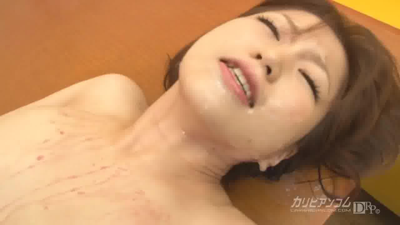 ハードコア・ウェイトレス4 - 田中志乃【乱交・コスプレ・顔射】