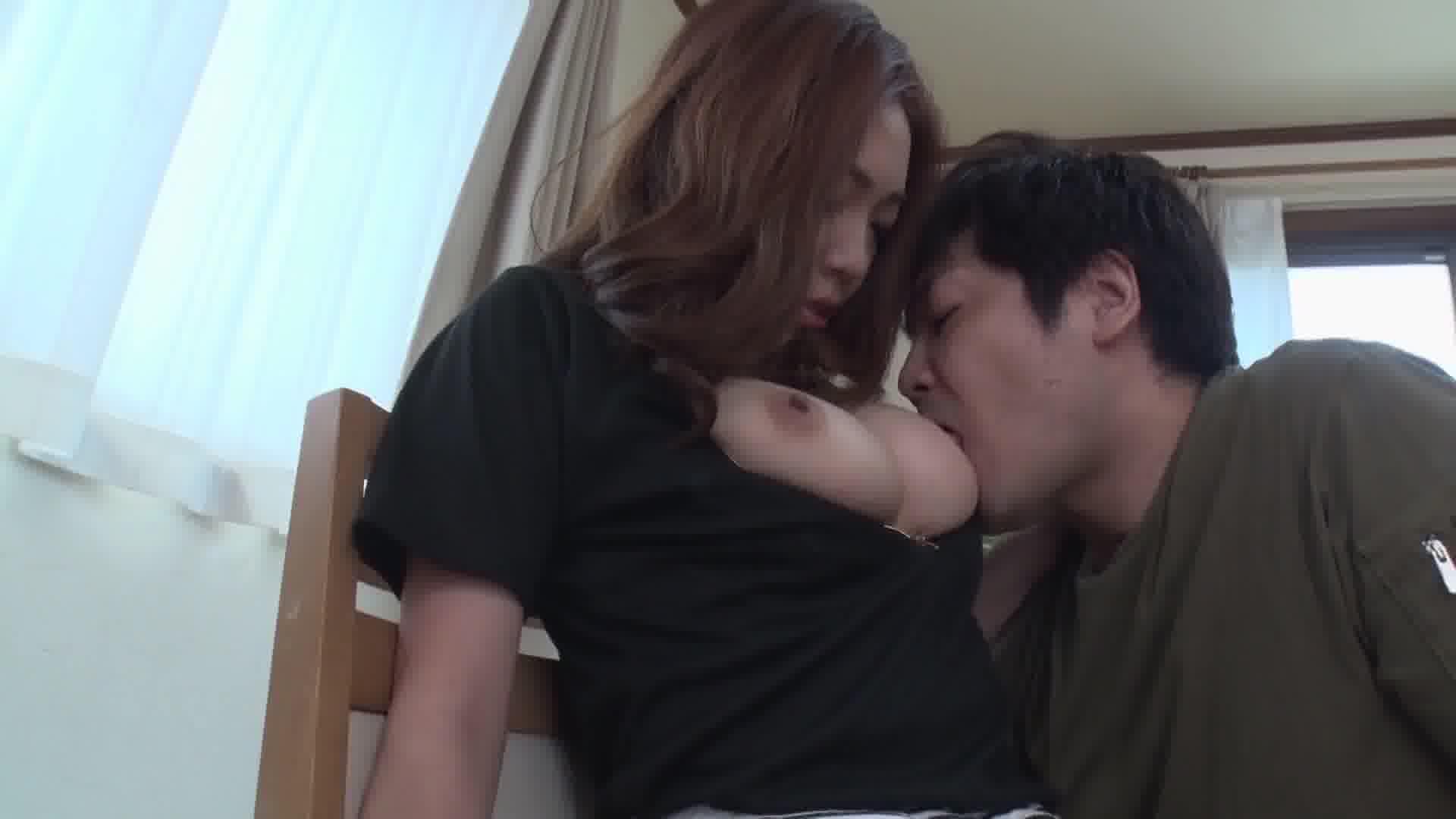 恍惚 ~官能的美ボディセックス~ - 華音【巨乳・スレンダー・中出し】