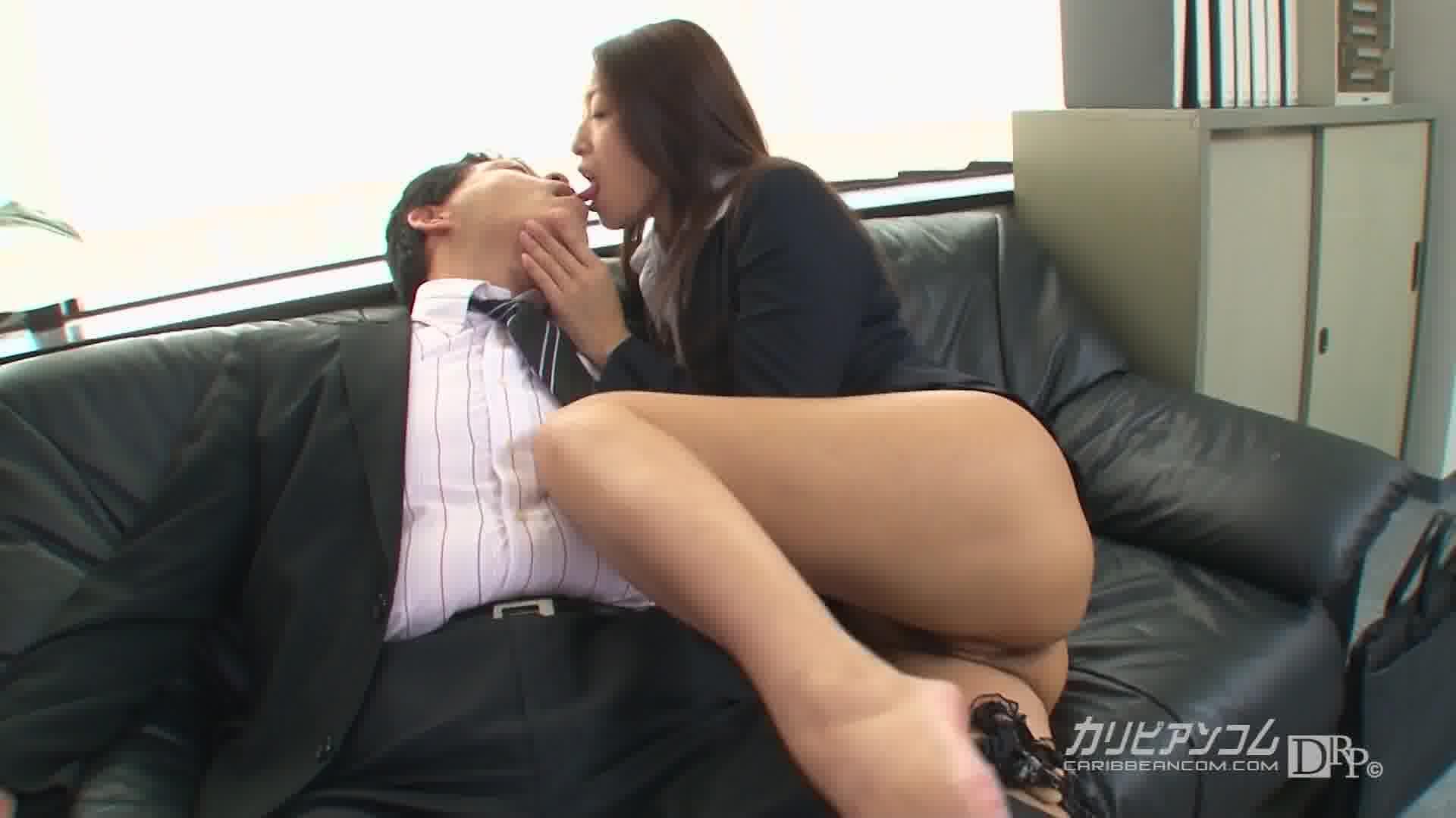 美人過ぎる議員候補のHな裏事情 - 小早川怜子【巨乳・ぶっかけ・イラマチオ】