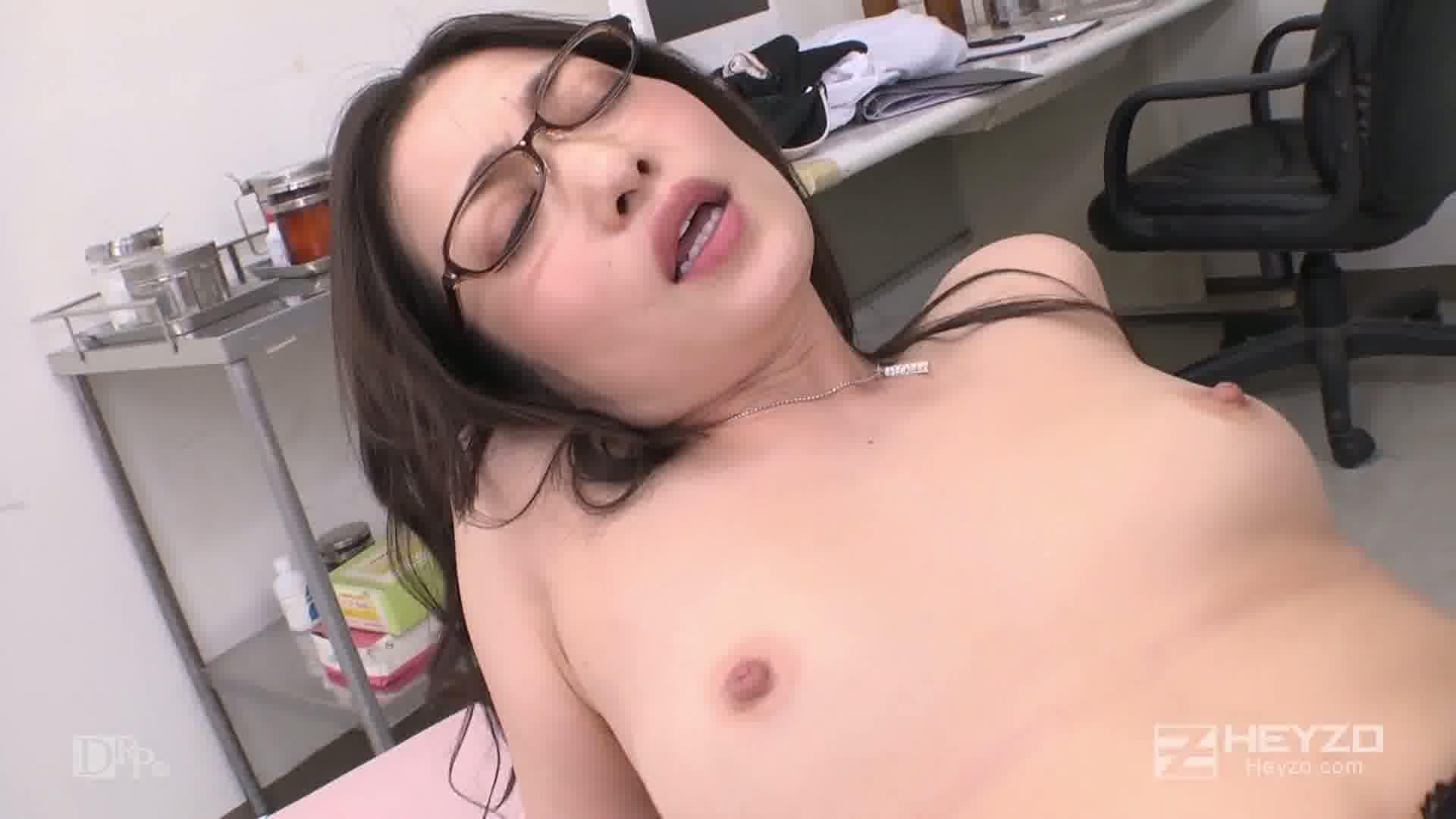 美痴女~Sな女医の快楽治療~ - 江波りゅう【69 騎乗位 バック 側位 中出し】