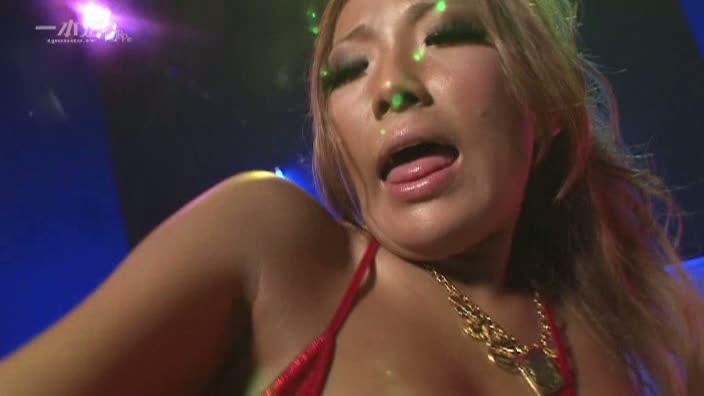 Black Gal Dance 杏紅茶々【杏紅茶々】