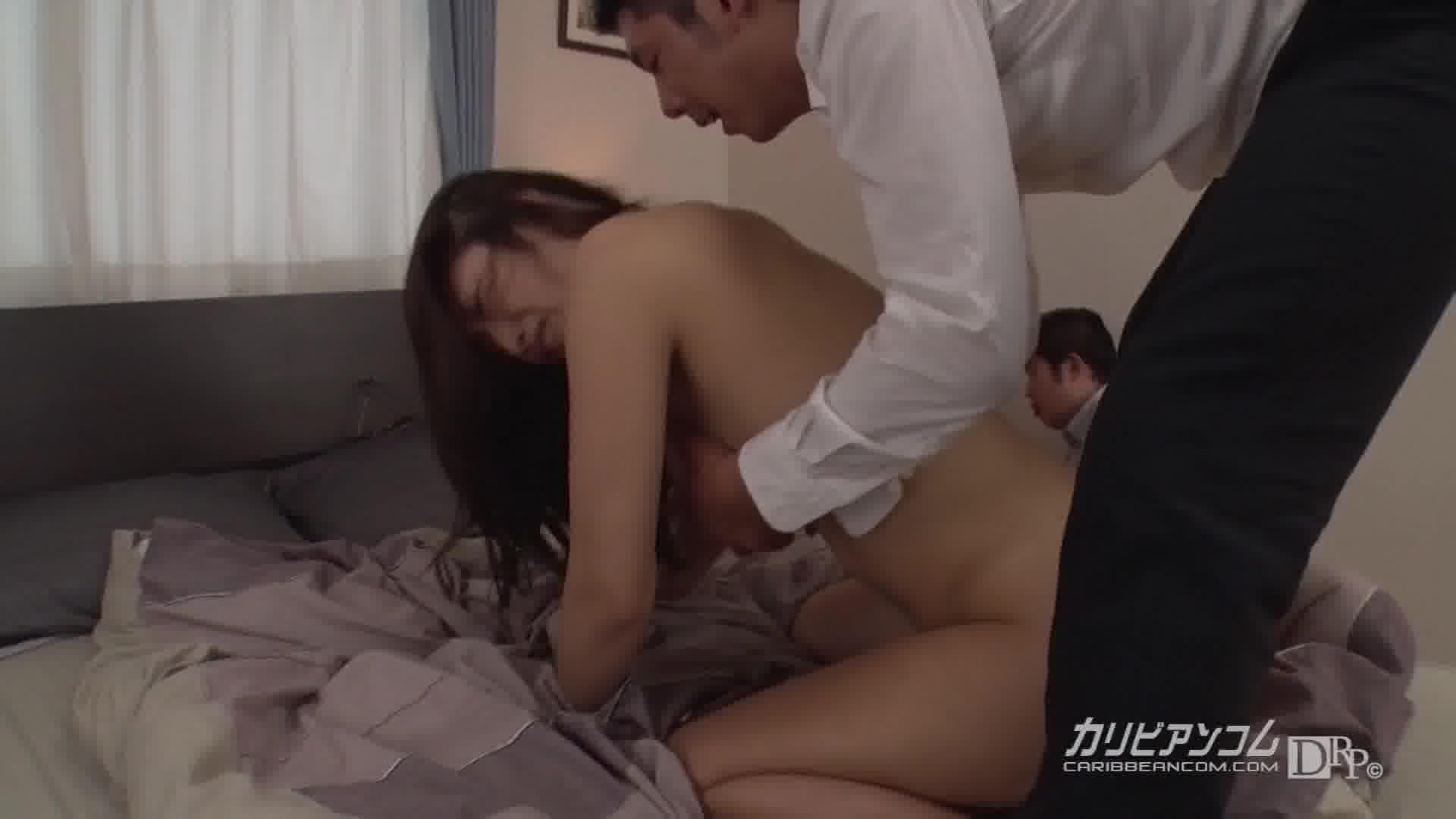 いいなり慰み妻 ~あなた、こっちを見ないで~ - 小早川怜子【巨乳・パイズリ・イラマチオ】