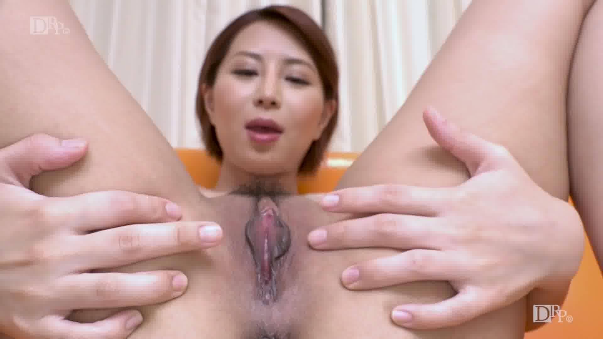 マンコ図鑑 枢木みかん2 - 枢木みかん【美乳・オナニー・美尻】