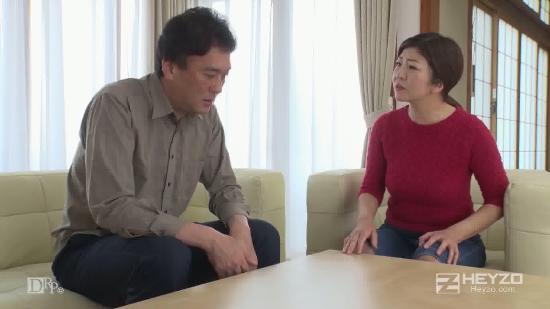 不倫の果てに~私と奥さん、どちらを選びますか?~ - 上野真奈美【浮気 会社の同僚 公開オナニー 黒い下着】