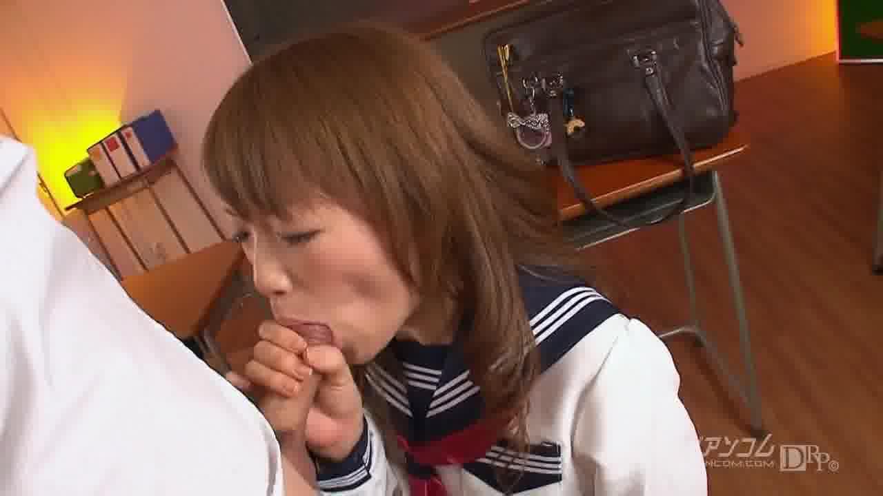 SEX我慢選手権 - 乙井なずな【ブルマ・バイブ・オナニー】