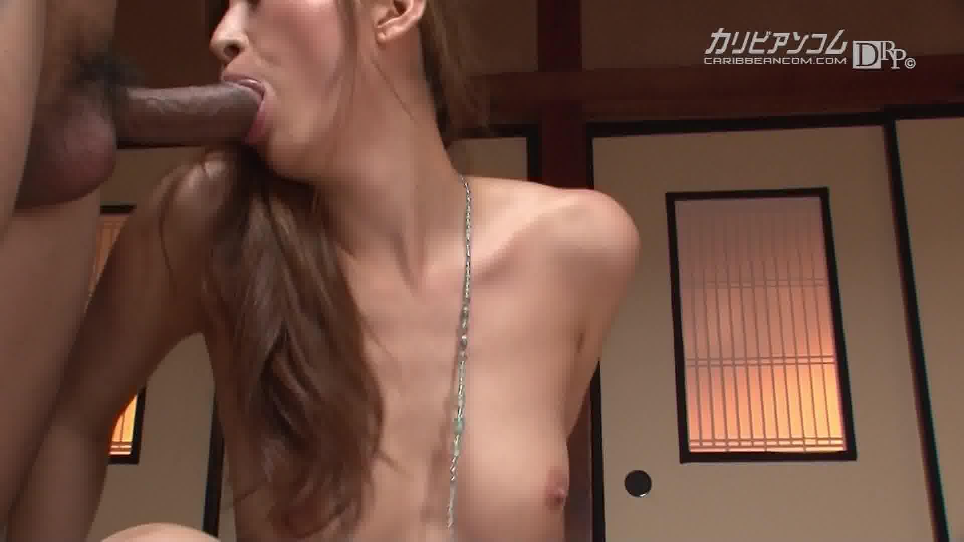 美人女将は元AV女優 ~後編~ - 愛咲れいら【痴女・浴衣・中出し】