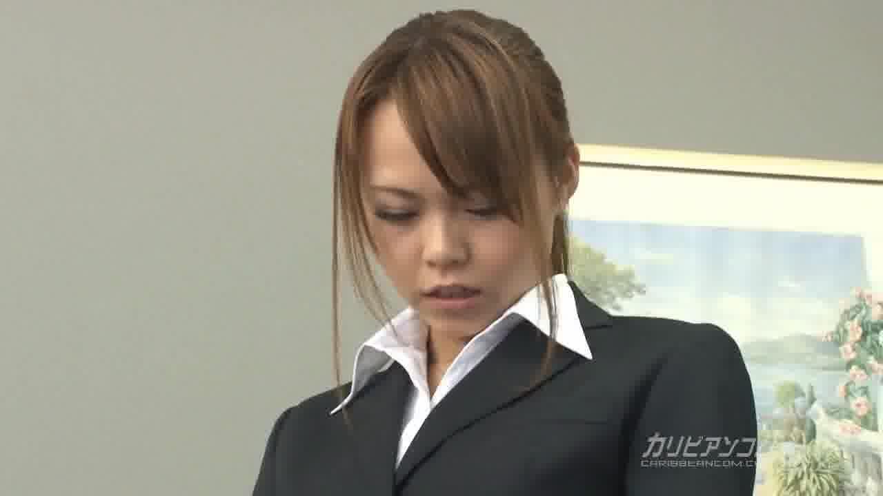新入社員のお仕事 Vol.15 - 沙希【乱交・ぶっかけ・中出し】