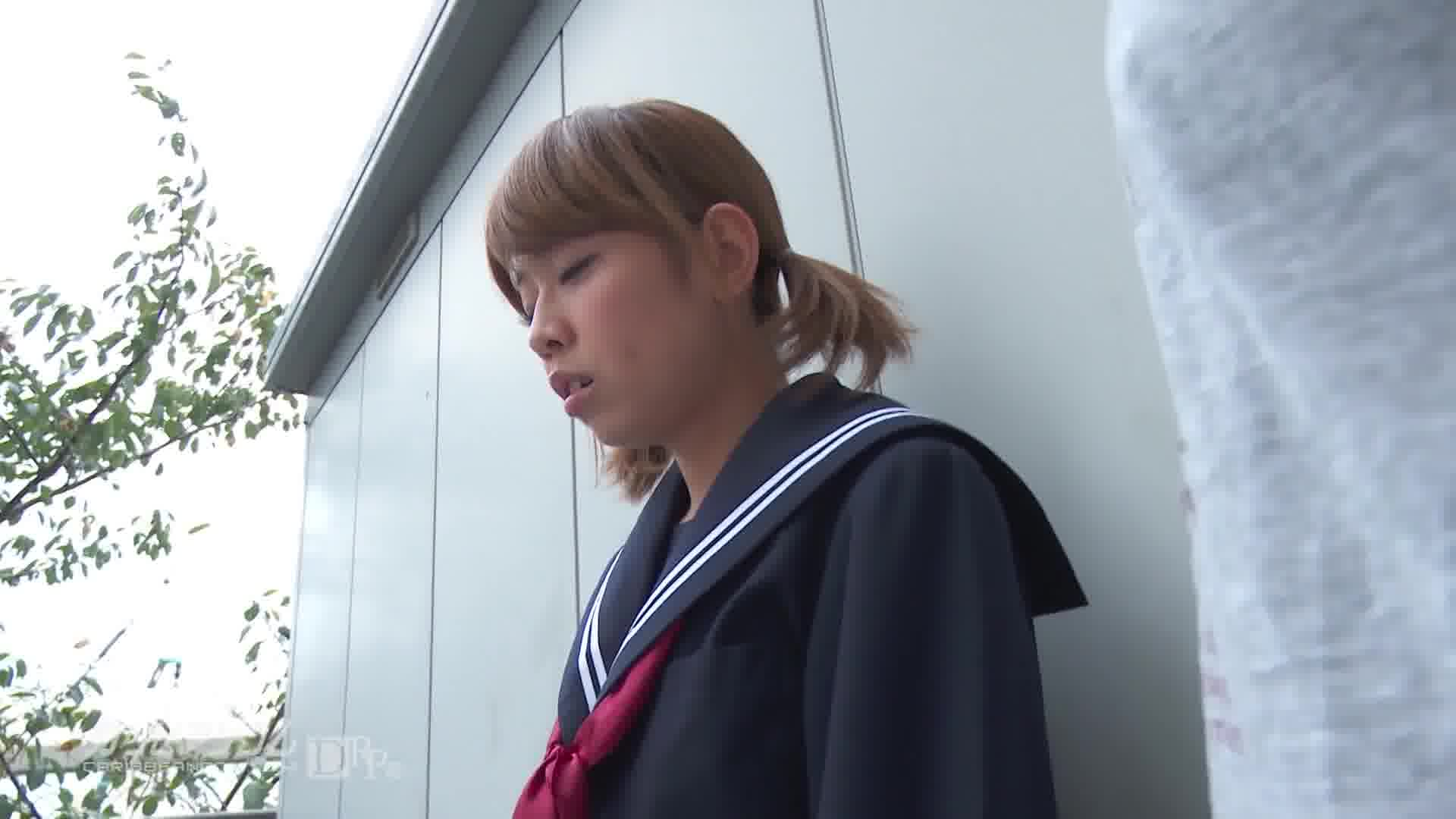 放課後に、仕込んでください ~ツインテールの優等生~ - 小波風【制服・パイパン・イラマチオ】