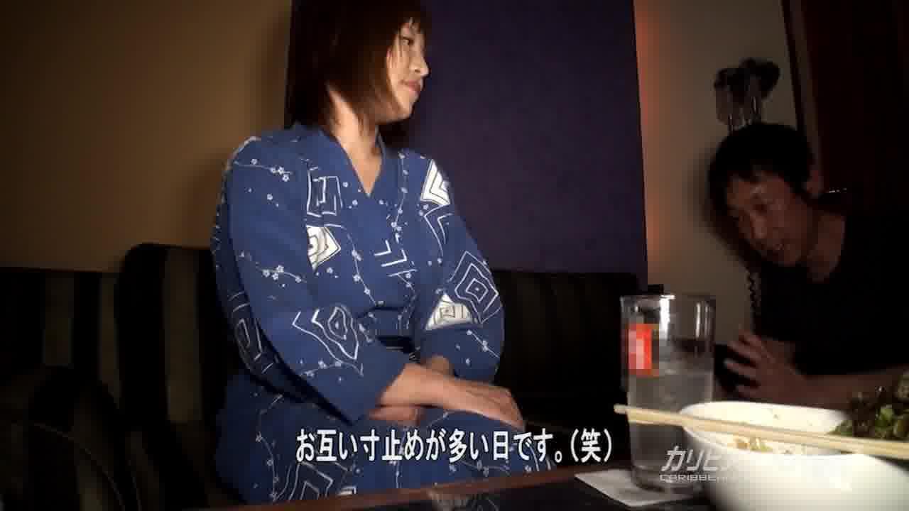 AV女優と飲み…そして泊まりSEX by HAMAR 2 前編 - 美咲恋【ハメ撮り・ドキュメンタリー・中出し】