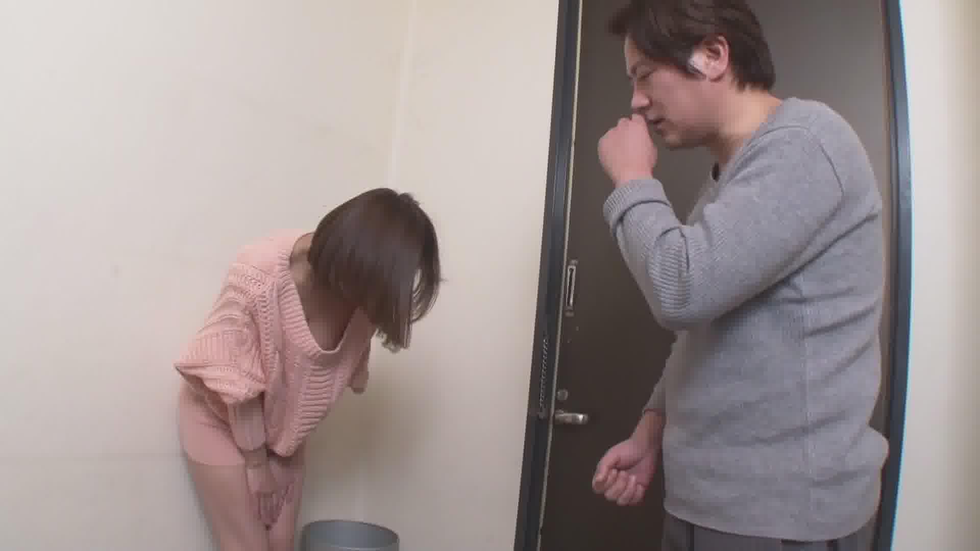 ゴミ出しは適当に!セックスは上等に! - HITOMI【痴女・スレンダー・中出し】
