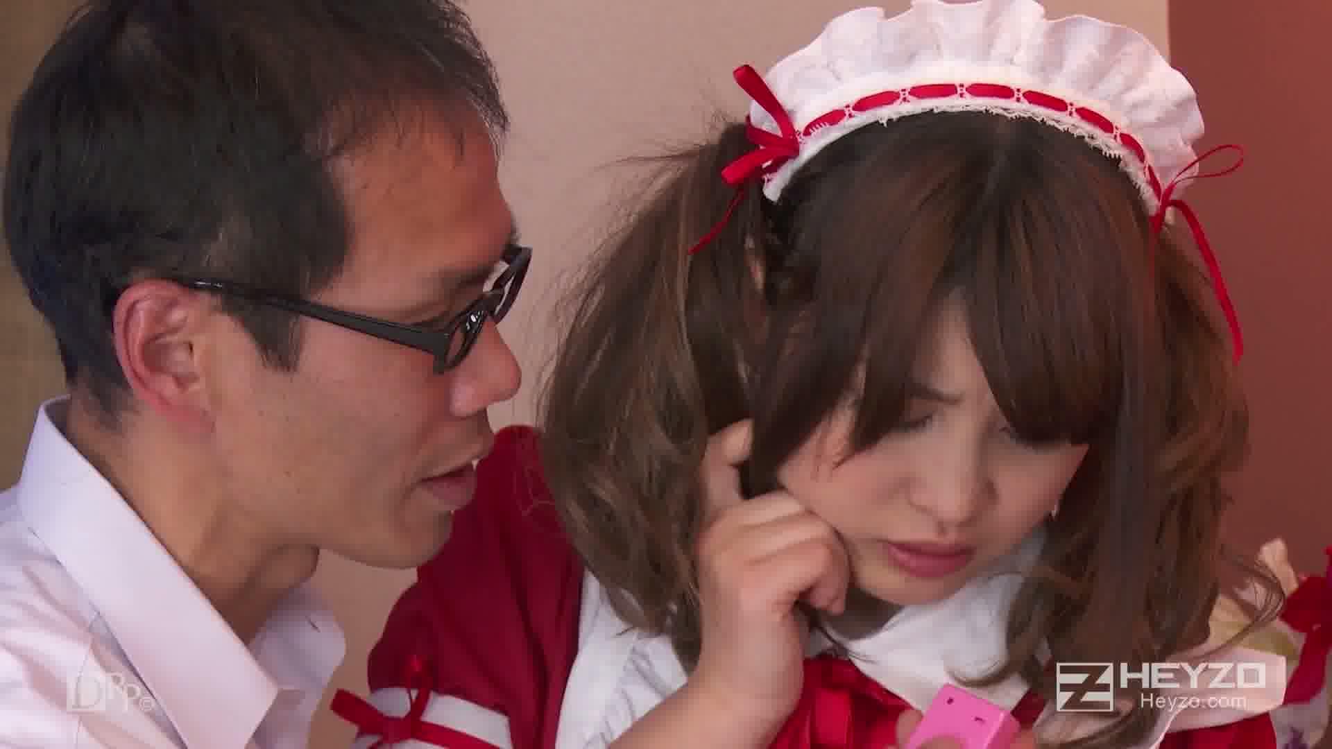 ドMっ娘・陽菜のカフェバイト奮闘記~お漏らしのお詫びに~ - 植田陽菜【指マン 電マ お漏らし】