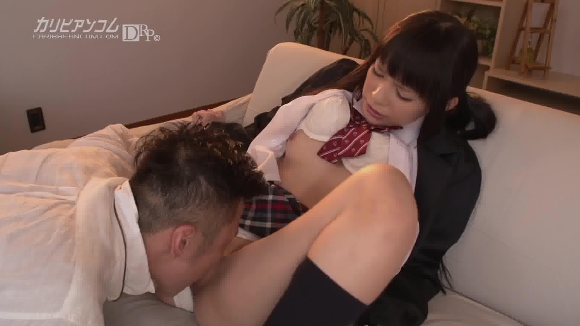 放課後に、仕込んでください - 小西まりえ【制服・イラマチオ・パイパン】