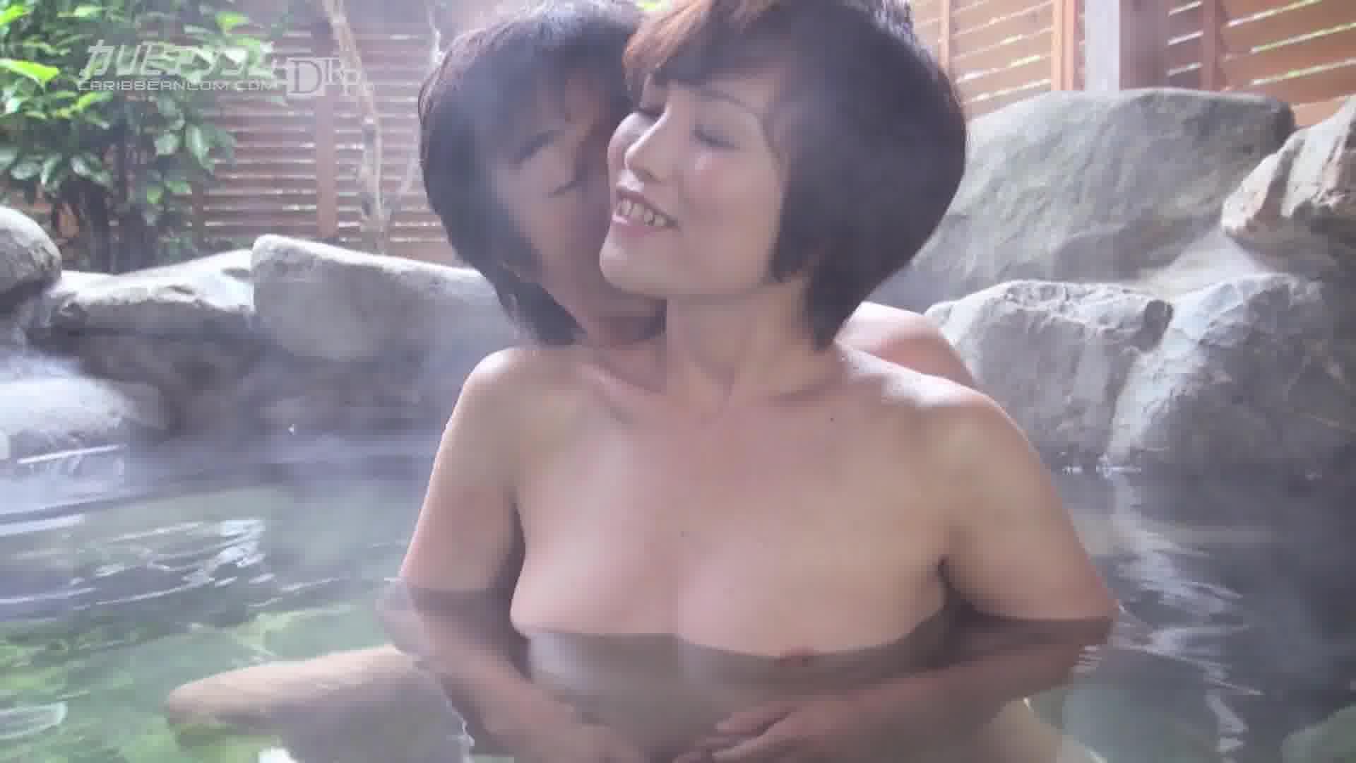 4年ぶりのあの人と不倫旅行 - 蓮美【野外露出・浴衣・中出し】
