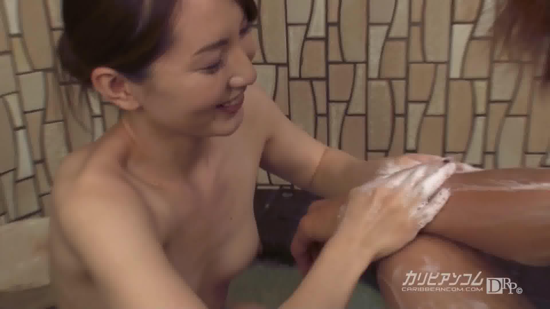 洗練された大人のいやし亭 ~抜き納めは極上のおもてなしで~ - 葉山瞳【クンニ・浴衣・マンぐり返し】