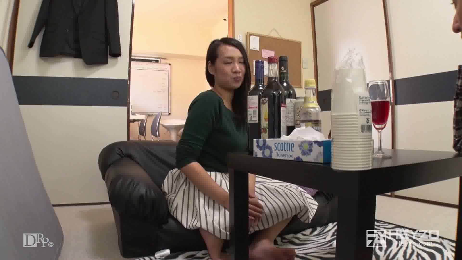 飲んだノリでAV出演決定!? - 結城あや【ナンパ 宅飲み】
