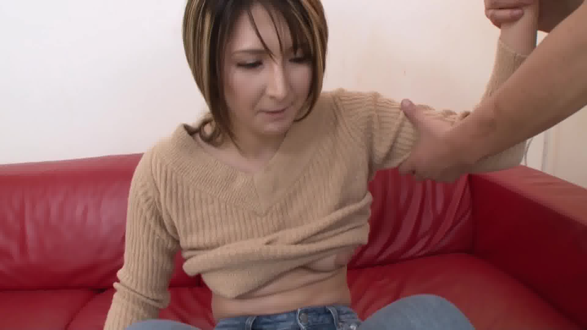 美★ジーンズ Vol.31 - 椎名あすか【美乳・パイパン・中出し】