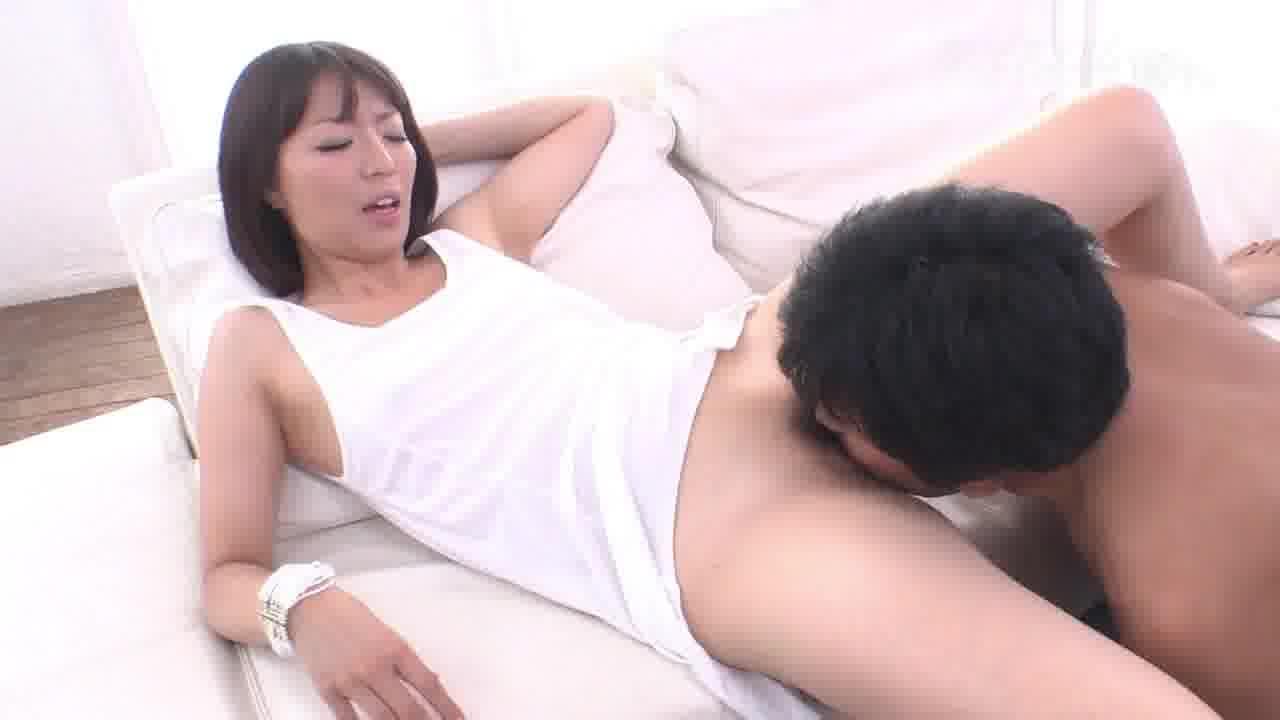 欲張りな美人妻 後編 - 真中いずみ【バイブ・顔射・中出し】