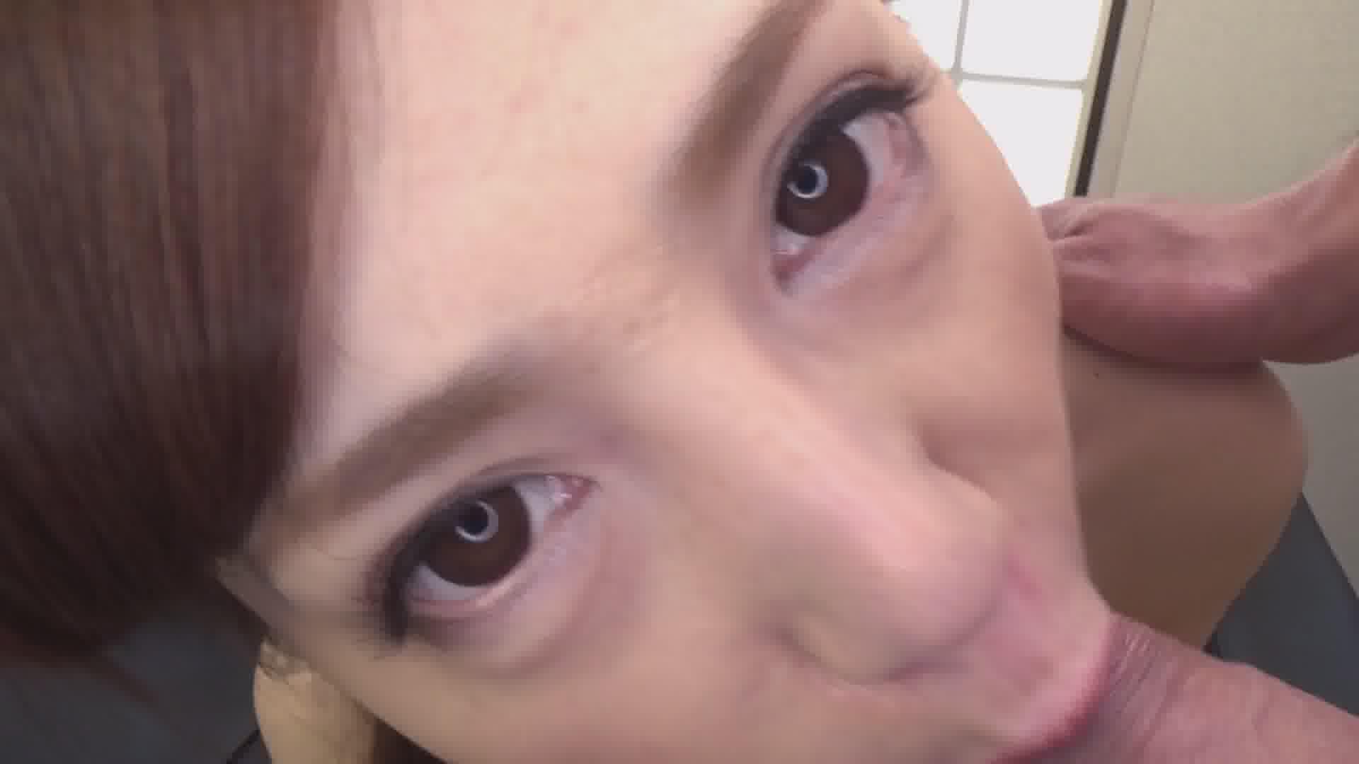 セクハラ巨乳上司 - すみれ美香【痴女・巨乳・コスプレ】