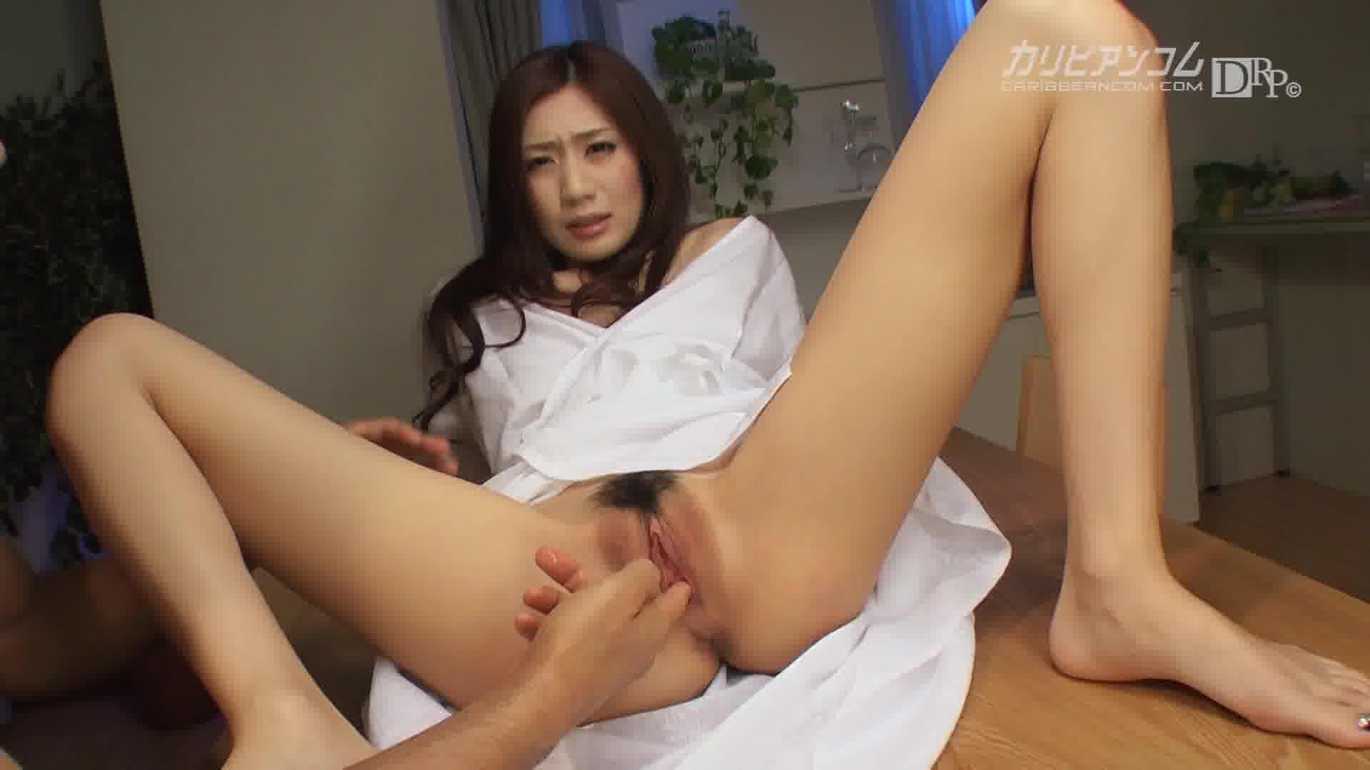 乱れ肌蹴る浴衣撫子 - 前田かおり【乱交・浴衣・中出し】