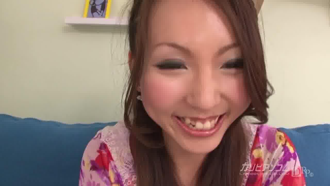 色白美少女の初オーガズム 前編 - 麻宮かりん【美乳・スレンダー・潮吹き】