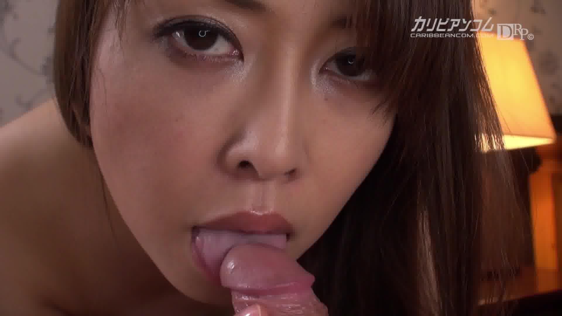 美人コンシェルジュの誘惑 - 立花紫保【痴女・オナニー・中出し】