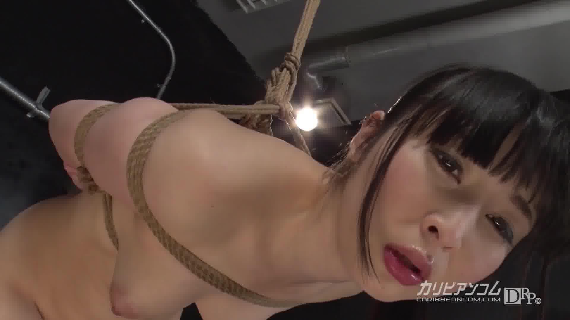 緊縛研究所 ~手のかからないドM女子~ - 花城あゆ【パイパン・バイブ・中出し】