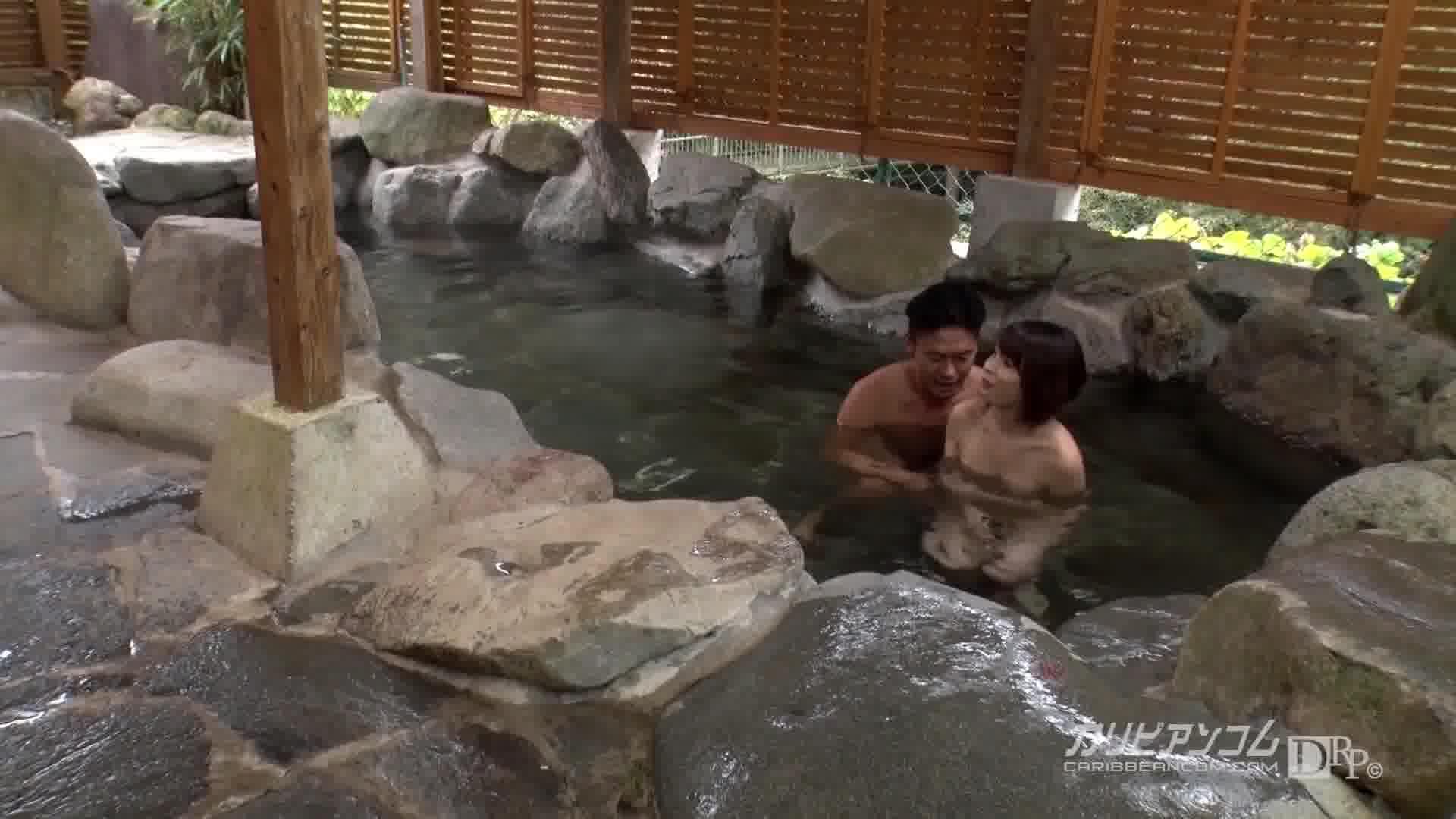 二人っきりのお泊り温泉旅行 - 桐島ひかる【美乳・浴衣・中出し】