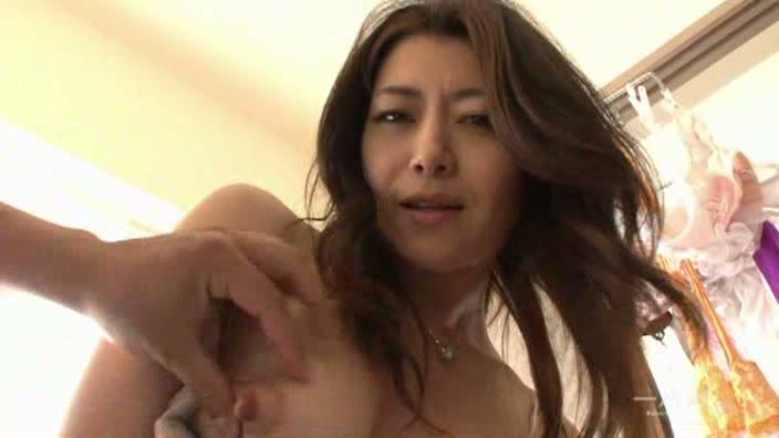 S級熟女優のスッピンプライベート (ラブラブ編)【北条麻妃】