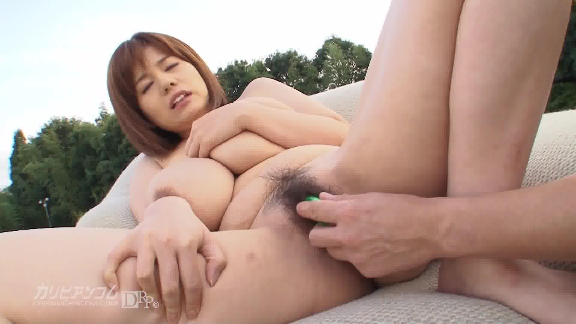 マンコ図鑑 北嶋あん - 北嶋あん【巨乳・野外露出・クスコ】