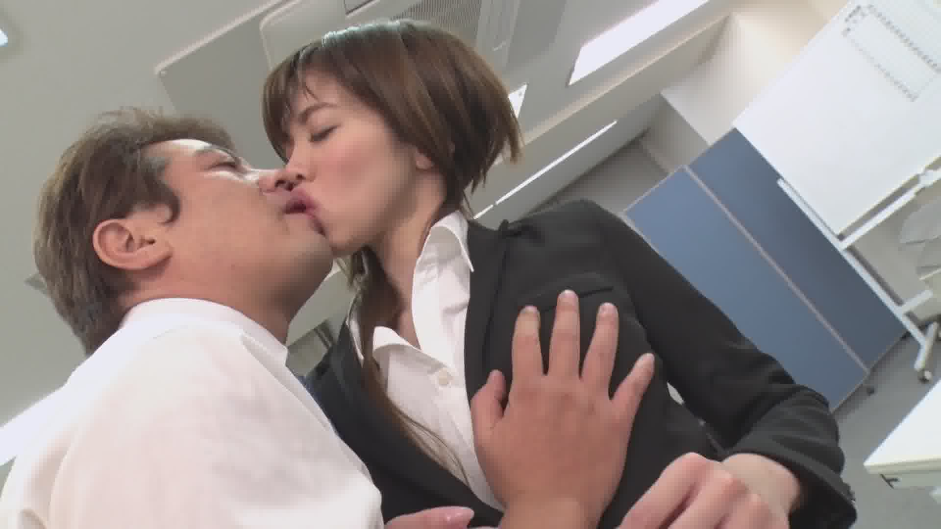 新入社員のお仕事 Vol.22 - 天音りん【オナニー・スレンダー・長身】