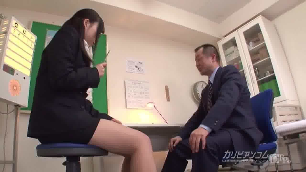 縛られた教育実習生 - 羽月希【女教師・バイブ・巨乳】