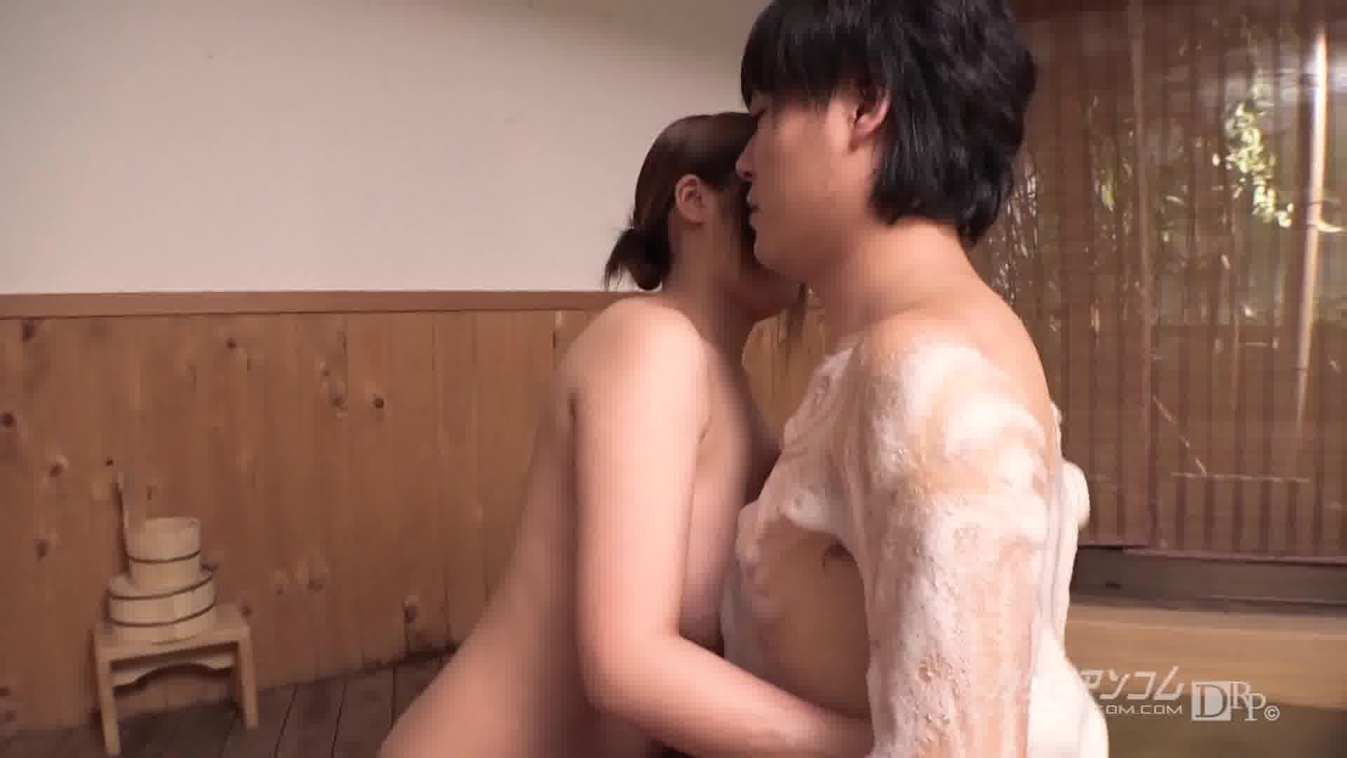 洗練された大人のいやし亭 ~アナル舐めと手コキの極上おもてなし~ - 美涼りな【パイズリ・浴衣・クンニ】