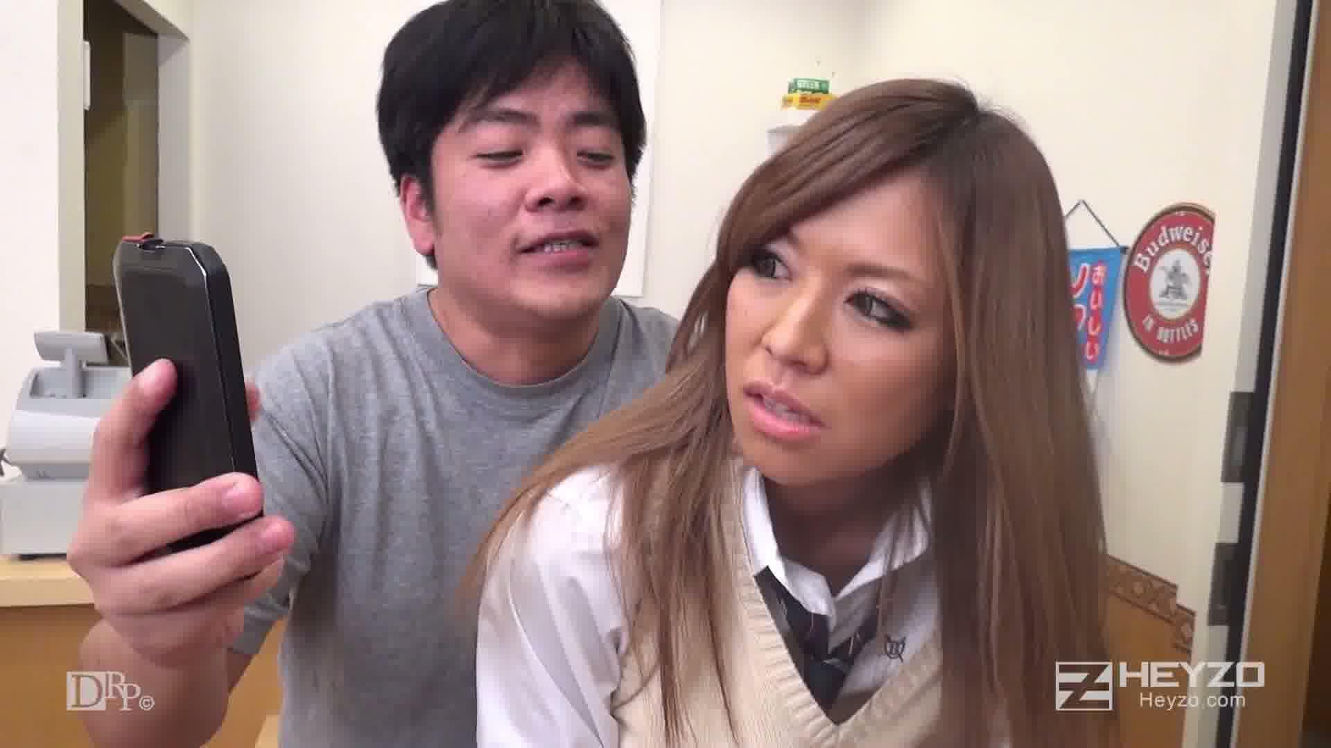 性悪ギャルに卑猥なお仕置き~お嬢ギャル涼子の場合~ - 沢尻涼子【着替え クンニ フェラ①】