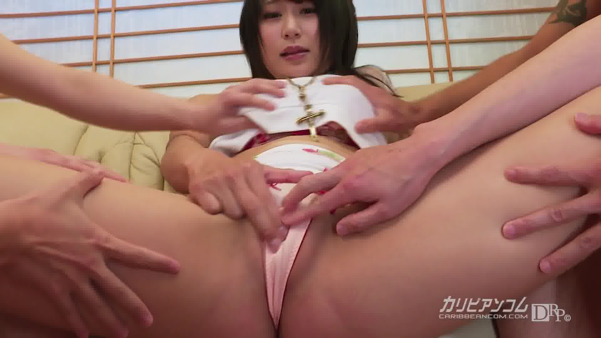 ダイナマイト 原千草 - 原千草【巨乳・イラマチオ・3P】