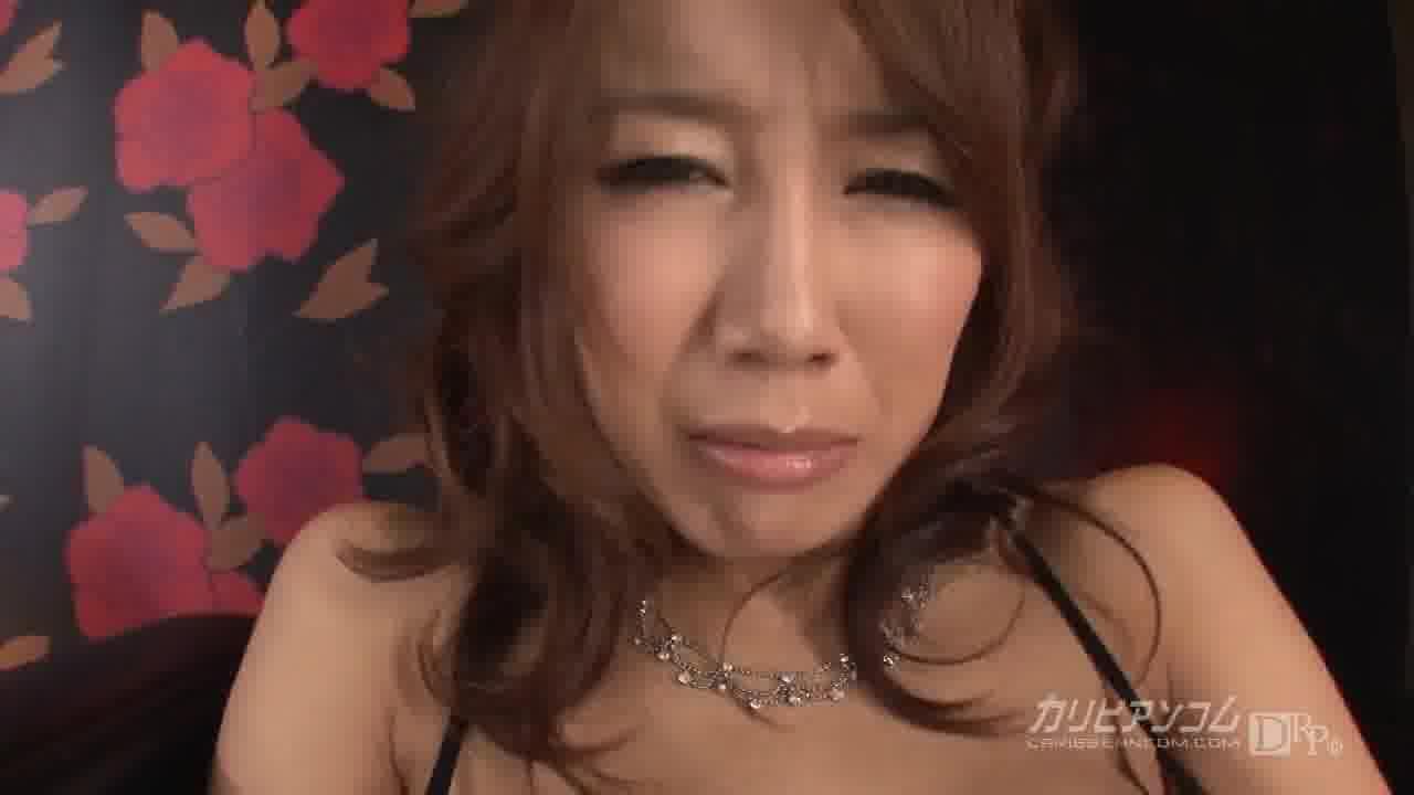 イヤらしい美脚にイヤされて - 永井みき【ギャル・ボンテージ・中出し】