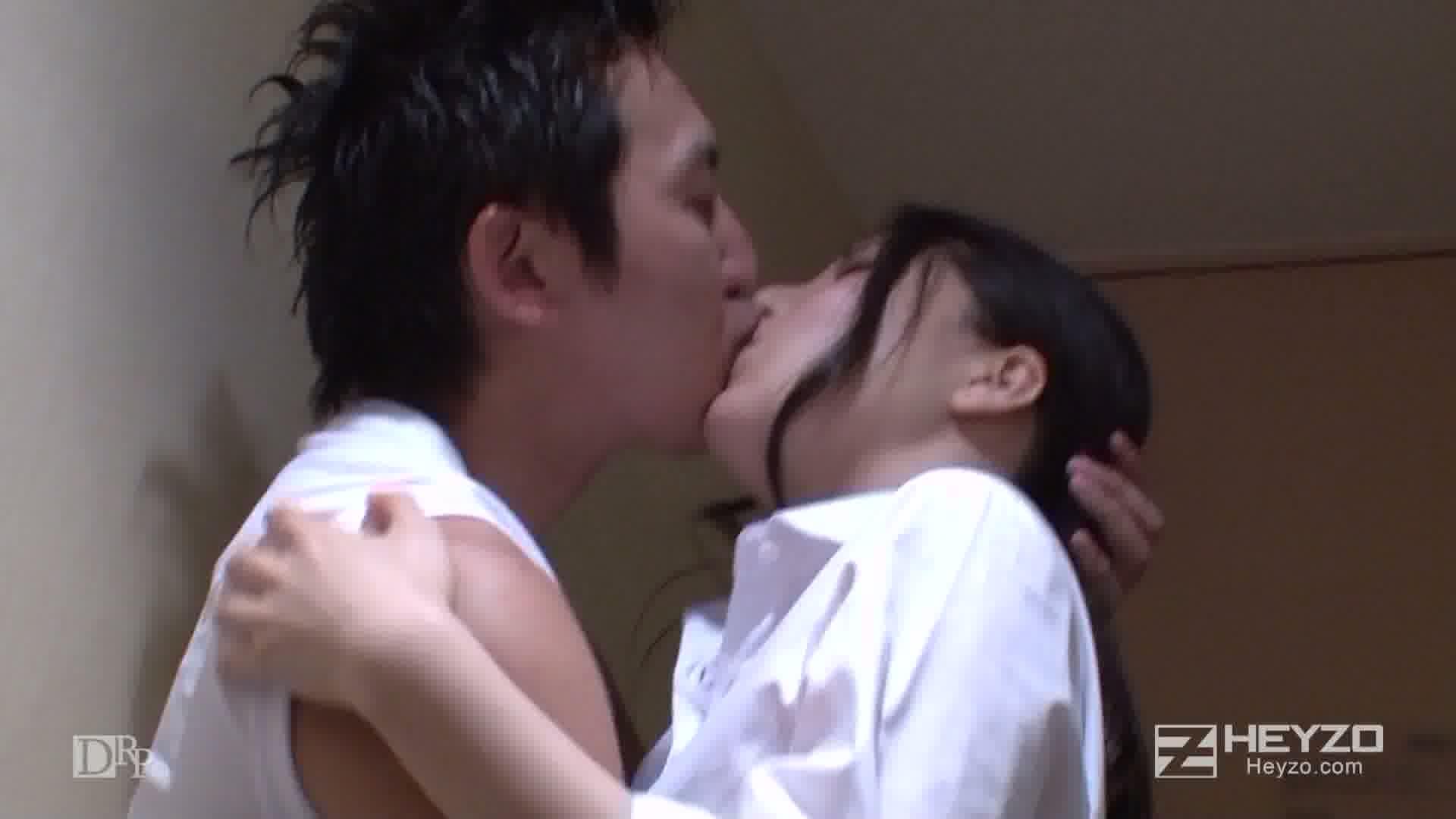 アフター6~汗まみれの体にキスさせて~ - 伊織しずく【脱衣 オナニー キス】