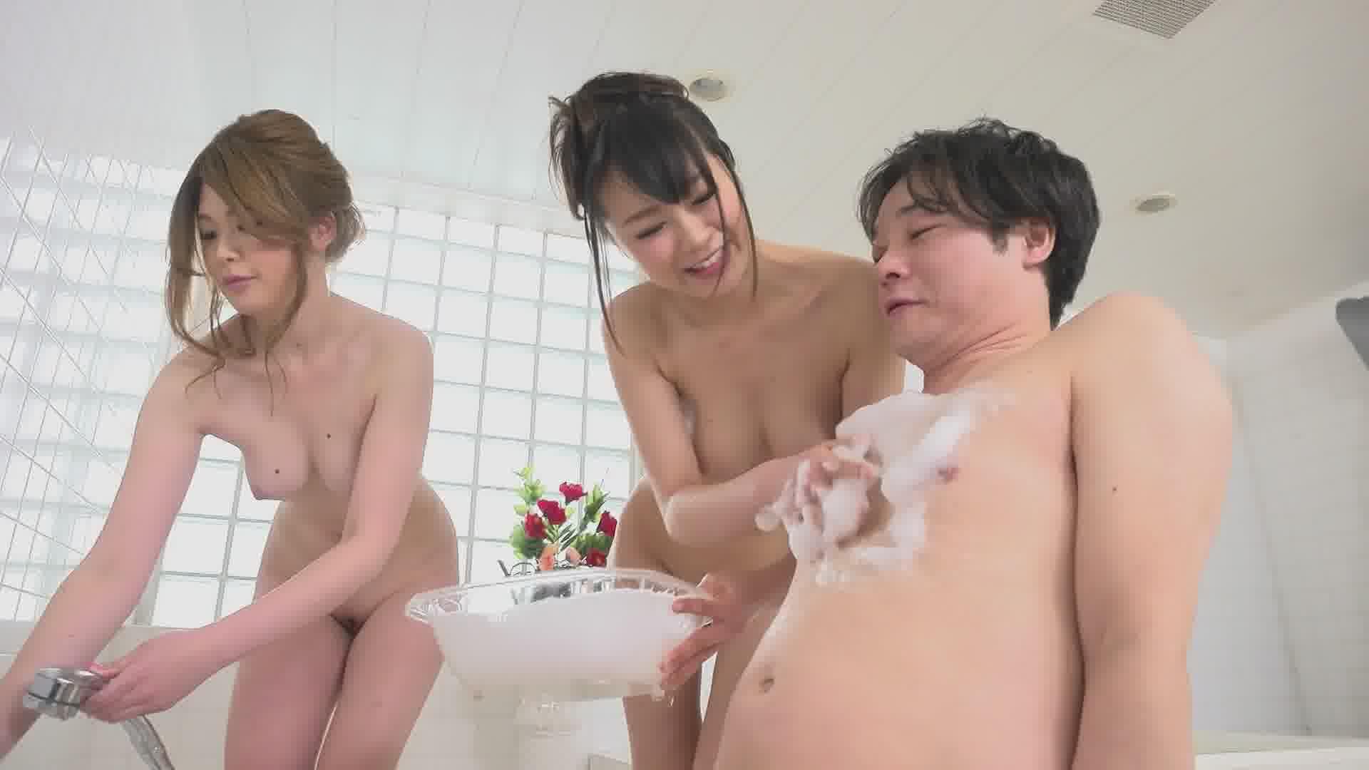 蝶が如く ~ピンク通りの二輪車ソープランド7~ - 渋谷まなか【巨乳・乱交・3P】