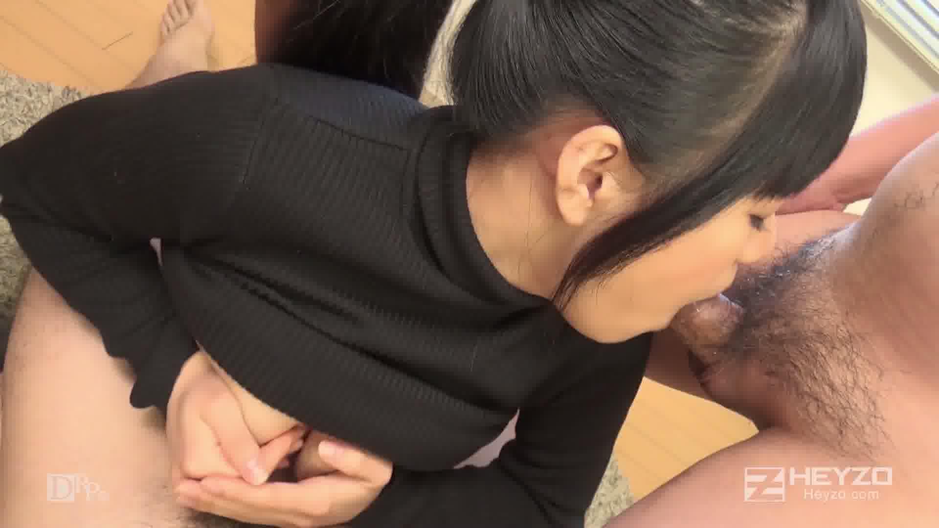 巨乳素人娘にピチめのセーター着せちゃいました! - 綾見ひなの【おっぱい パイズリ フェラ抜き】