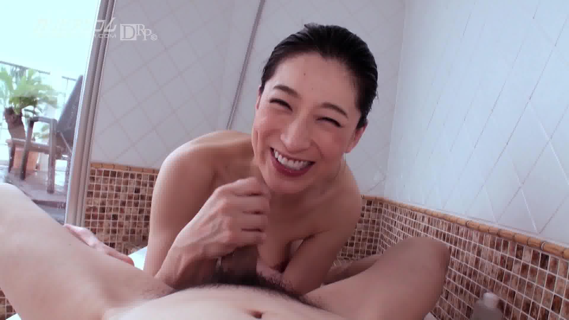 AV女優と飲み…そして泊まりSEX by HAMAR 8 後編 - 松本まりな【ハメ撮り・アナル・中出し】