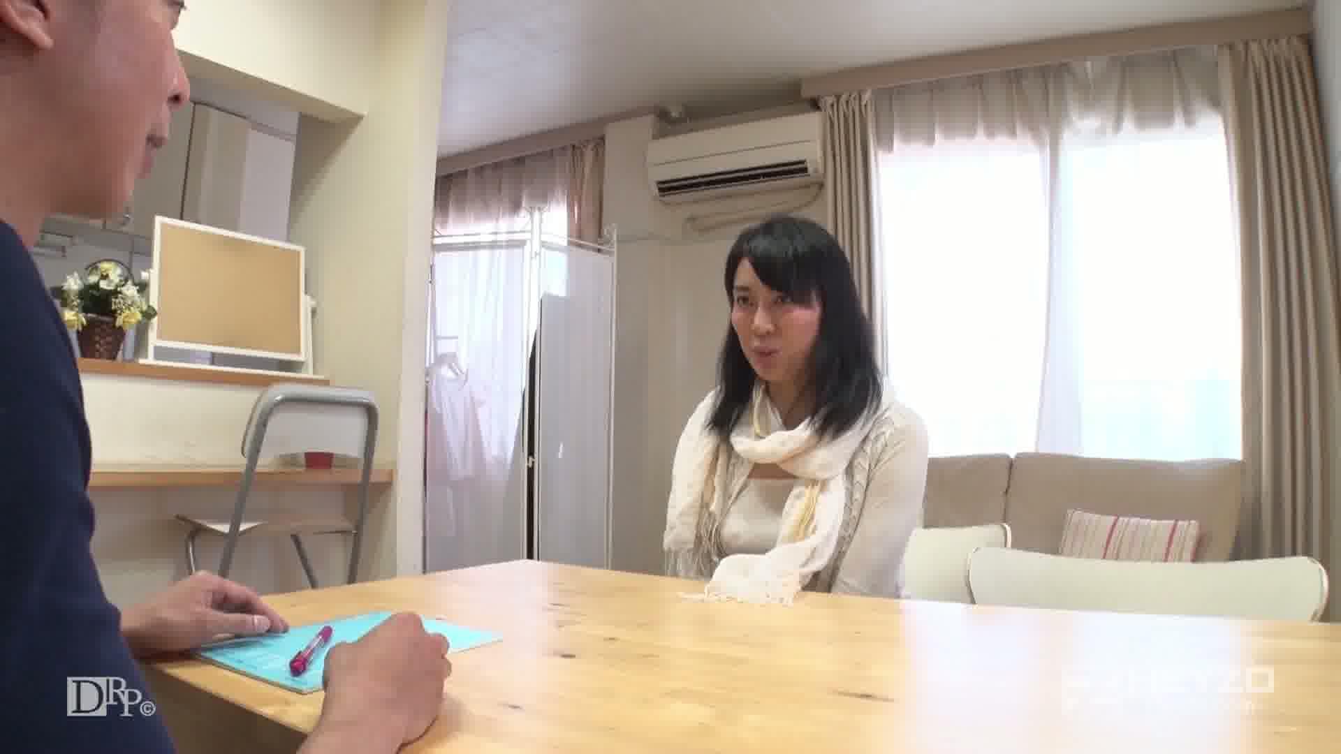 バツイチ独身女がAV出演に応募してきた件 - 高石おりえ【面接】
