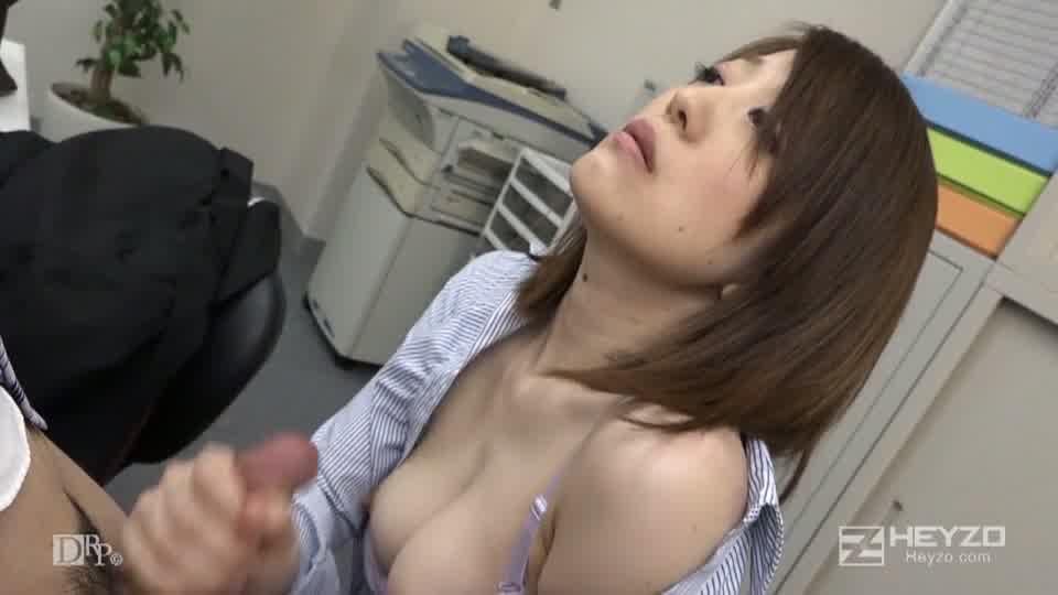 美痴女~スケベ女の極上腰使い~ - 雨音わかな【脱衣 フェラ 口内射精】