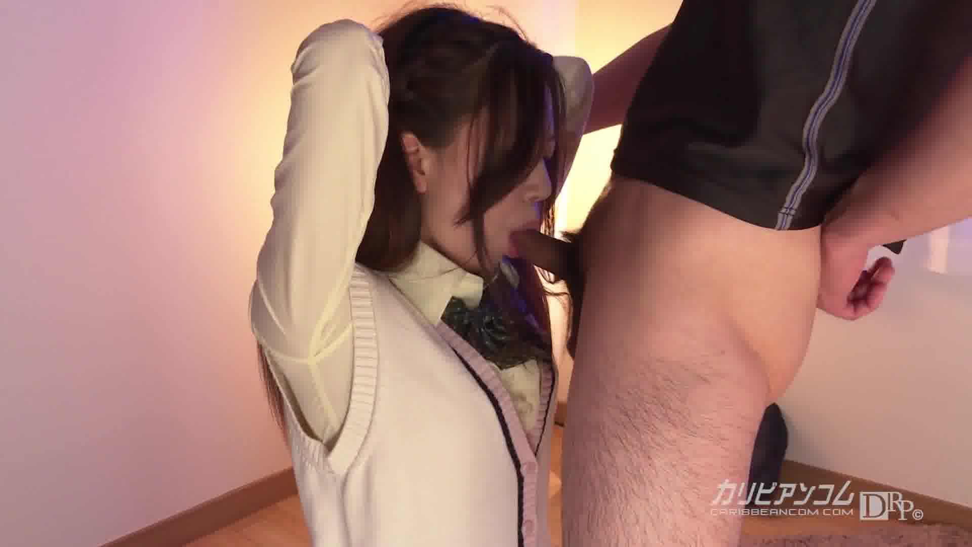 制服美女倶楽部 Vol.17 - 木村美羽【美乳・制服・イラマチオ】